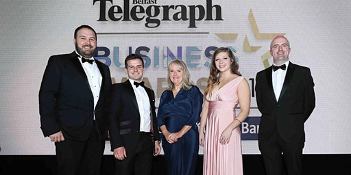 Belfast Telegraph Pitch Competition - Stage 1