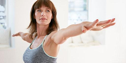 EXERCISING THROUGH (PERI)MENOPAUSE