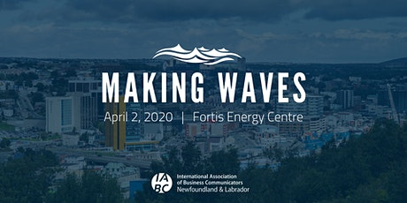 Making Waves tickets