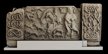 Scotland's early medieval carved stones - a talk illustrated with 3D models tickets