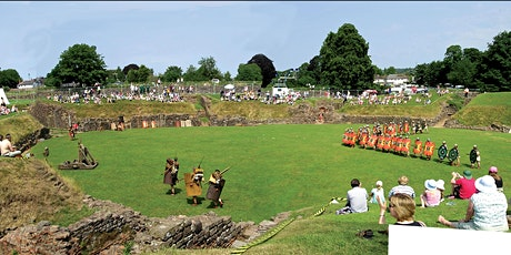Discovering the Past- Research on Roman Caerleon tickets
