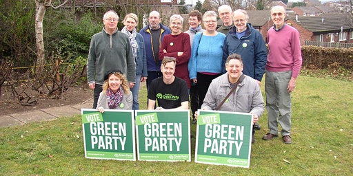 Gleadless Valley Green Party Action Day - Now 23 February (moved from 16th)
