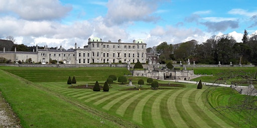 Day Trip to Powerscourt House and Gardens and Trudder Grange
