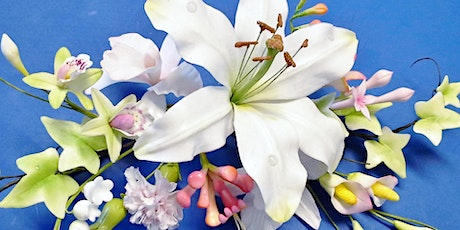 PME Diploma Course - Sugar Flowers - 4 Day Intensive tickets