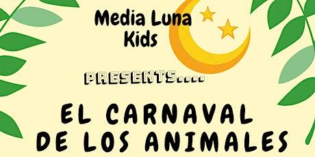 El Carnaval De Los Animales tickets