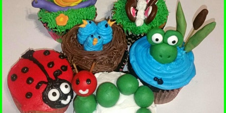 Adult/Child Cupcake Decorating tickets