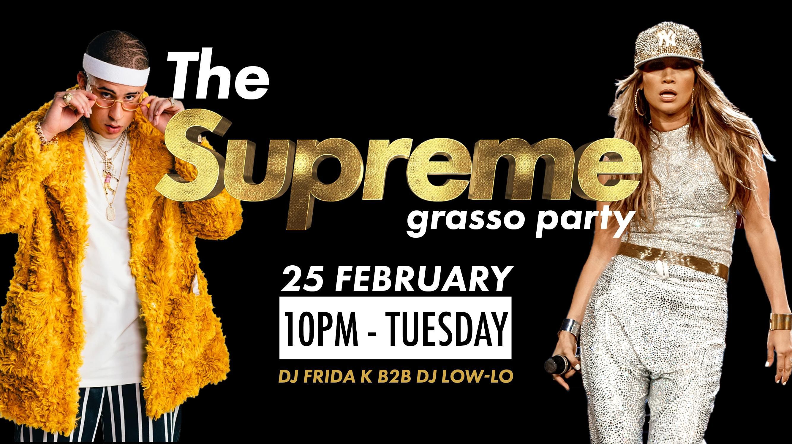 The Supreme Grasso Party - The Yellow Bar