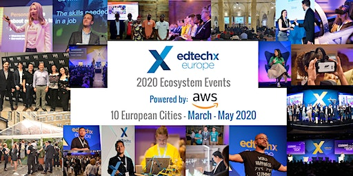 2020 EdTechX Startup Pitch Competition - Germany @ Didacta