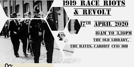 1919: Race Riots & Revolt tickets