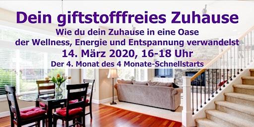 Dein giftstofffreies Zuhause - wie du dein Zuhause in eine Oase der Wellness, Energie und Entspannung verwandelst