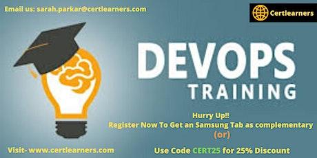 DevOps Certification Training in Sharjah,UAE tickets