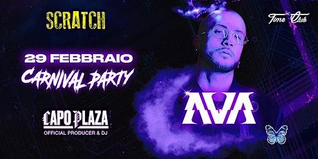 AVA DJ SET TOUR biglietti