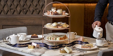 The May Fair Edition: Charbonnel et Walker Afternoon Tea tickets