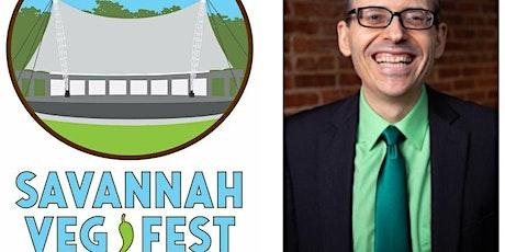 Savannah Veg Fest 2020! w/ Dr. Greger tickets