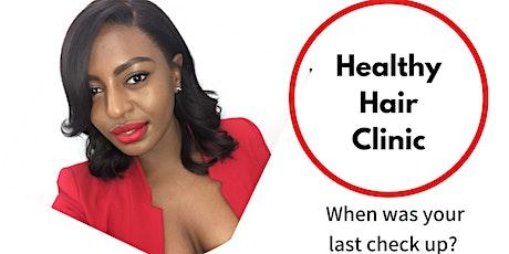 Healthy Hair Clinic tickets
