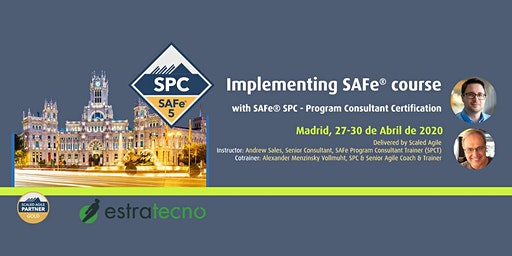 Implementing SAFe® - SPC Certification