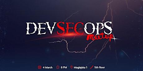 DevSecOps Meetup: The New Organisational Mindset tickets
