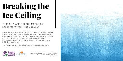Breaking the Ice Ceiling