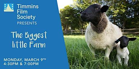 TFS Presents: THE BIGGEST LITTLE FARM tickets