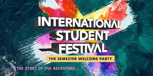 International Students Party - The Yellow Bar