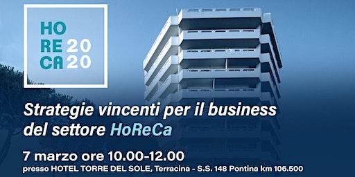 HORECA 2020 - Strategie vincenti per il business del settore HoReCa