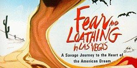 """APRIL 2020: """"Fear and Loathing in Las Vegas"""" by Hunter S. Thompson billets"""