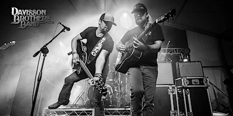 Davisson Brothers Band at Copper House tickets
