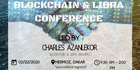 Blockchain & Libra Conference billets