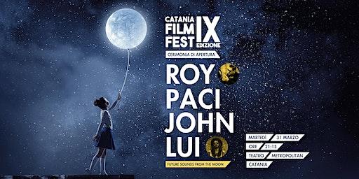 Roy Paci & John Lui Concerto Evento - Apertura IX Ed. Catania Film Fest