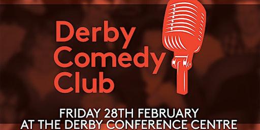 Derby Comedy Club Night February 2020