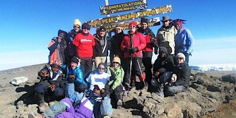 Challenge Information Evening – Kilimanjaro Trek tickets