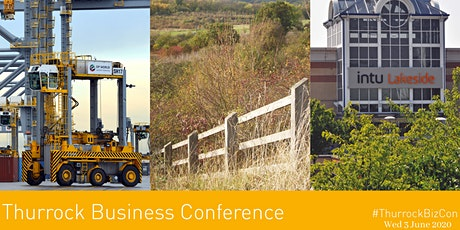 Thurrock Business Conference 2020 tickets