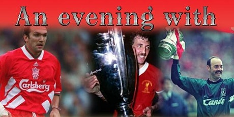 An evening with Liverpool Legends - Belfast tickets