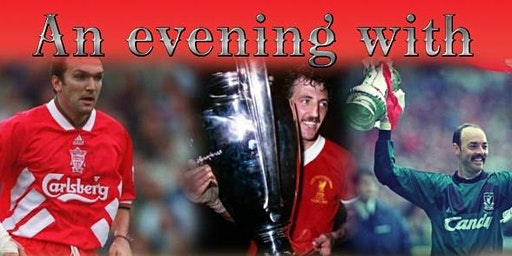 An evening with Liverpool Legends - Belfast