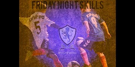 DFW United SC Friday Night Skills tickets