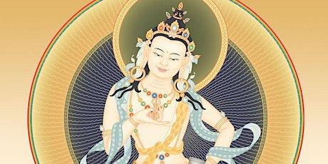 Trasmissione di potere di Buddha Vajrasattva biglietti