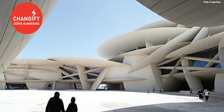 Changify* Doha: Public Art in an age of environmental challenges tickets