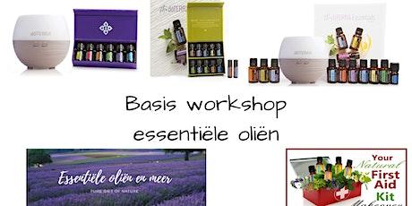 basis workshop incl. gratis sample op maat  tickets
