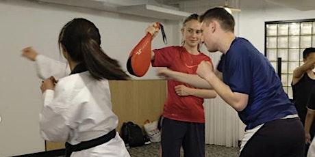 Taekwondo for Self-Care Workshop tickets