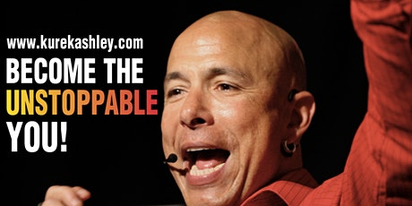 Become The Unstoppable You with Kurek Ashley - Auckland tickets