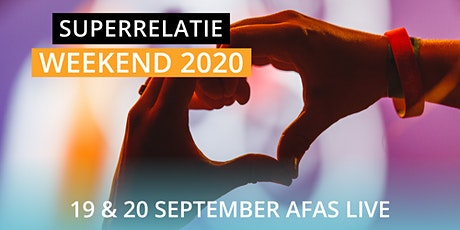 Superrelatie Weekend 2020 tickets