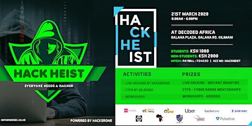 Hack heist