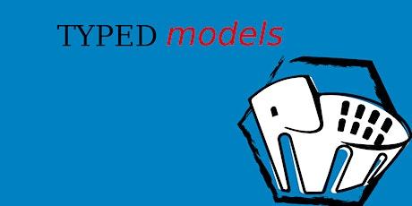 Typed models - Meetup #AperiTech di Febbraio PUG Roma biglietti