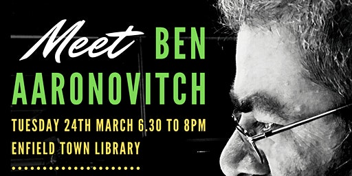 An Evening with Ben Aaronovitch
