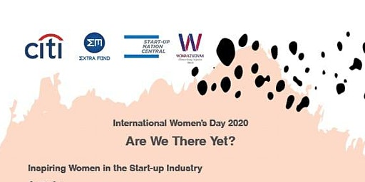 International Women's Day 2020 - Inspiring Women in the Start-up Industry