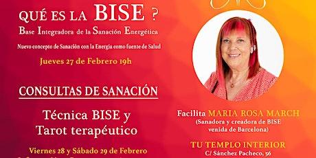 BISE Base Integradora de la Sanación Energética entradas