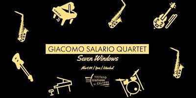 Giacomo+Salario+Quartet+%7C+Seven+Windows