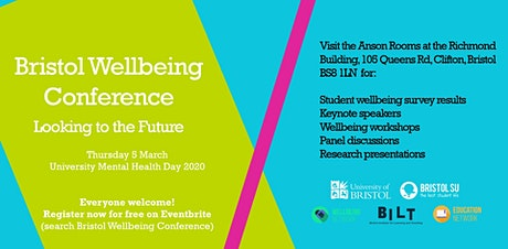 Bristol Wellbeing Conference tickets