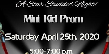 Kid Prom tickets