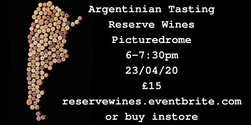 Argentinean Wine Tasting